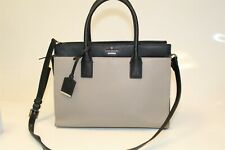 Kate Spade New York NEW Large Leather Satchel Crossbody Shoulder Tote