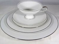 Towne Fine Bavaria China Germany Desire Dinner Salad Bread Plate or Cup & Saucer