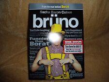 Bruno (2009) [1 Disc DVD] With Slip Case Box