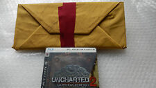Uncharted 2: Among Thieves Press Kit PS3-UNCHARTED 2 press kit Playstation 3