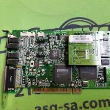 Diamond Monster Sound PCI Wavetable p/n 23010106-004 w/ MIDI Daughterboard