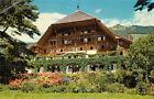 CPA SUISSE SCHWEIZ ROSSINIERE 391 hotel grand chamet
