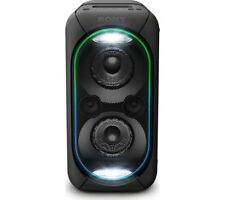 Sony GTK-XB60B High Power Portable Audio System with Bluetooth - RRP $499.00
