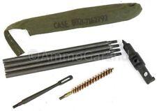USGI Original M10 Cleaning Rod Set for M1 Garand Butt Stock .30 cal Rod Brush