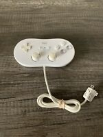 Official Nintendo Wii Classic Controller White RVL-005  OEM TESTED