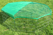 X-L 8 sided rabbit, guinea pig,chicken, duck, pet pen,run, enclosure,*RE1004L*