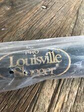 Louisville Slugger Pizza Hut Pittsburgh Pirates Jay Bell Wood 90's Promo Bat NEW