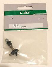 EK1-0544 E Sky Tail driven gear set  NEW IN PKG