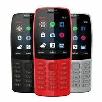 BRAND NEW Nokia 210 Dual SIM  Mobile  LATEST UNLOCK 1020mAh 2019 MODEL