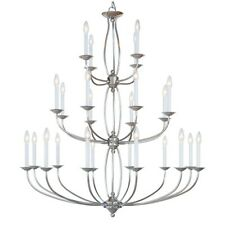 Livex Lighting Home Basics Chandelier in Brushed Nickel - 4180-91