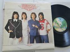 LIVERPOOL EXPRESS - Tracks > AUTOGRAPHED < 1976 AOR SOFT ROCK UK Lp