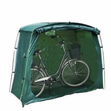 Green Bicycle Bike Storage Protective Cover Tent Shed Garden Outdoor Shelter