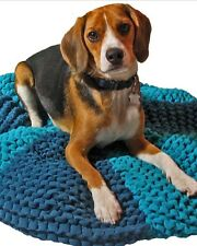 Pet Bed ideal for dogs and cats  Knitting Pattern