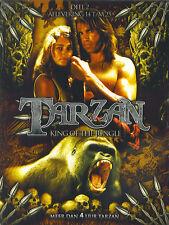Tarzan, King of the Jungle : Deel 2 (4 DVD)