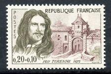 STAMP / TIMBRE FRANCE NEUF N° 1258 ** HENRI DE LA TOUR D'AUVERGNE