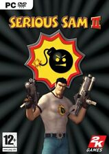 Serious Sam 2 (PC CD).