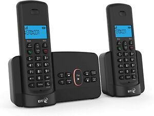 BT3110 Twin Cordless Telephone With Answering Machine & Nuisance Call Blocker