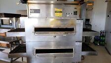 New Listingmiddleby Marshall Ps360 Doublestack Pizza Oven Conveyor Belt