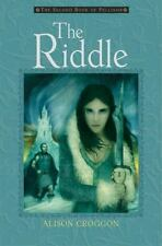 Pellinor #2: The Riddle by Alison Croggon c2006 VGC Hardcover