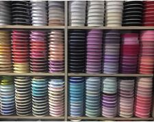 20 mm 81 COLOURS %100PURE COTTON Double Folded  Bias Binding Tape 2cm Width/