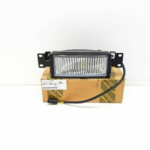 BMW 3 E30 Front Left Fog Light 63171381419 NEW GENUINE