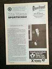 Bavaria league 88/89 FC Wacker Munich - SV Türk Guecue Munich, 14.08.1988