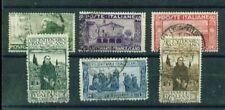 ITALIEN, 1926 Hl. Franziskus 234-39 gestempelt, (8412)