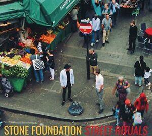 STONE FOUNDATION - STREET RITUALS [CD]