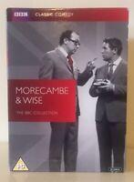 Morecambe & Wise [DVD] DVD Value BBC Collection Classic Comedy - 10 DVD Boxset