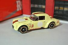 Hot Wheels 2017 - Datsun Fairlady 2000 Roadster - Cream - Loose 1:64