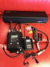 Sony  WRR-860 AWireless Microphone System,UHF Synthesized Transmitter , WRT-860A