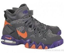 nike air max 2 strong grey-orange-purple size 13 new