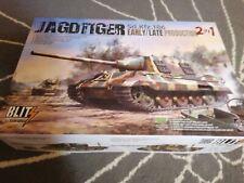 Takom - Jagdtiger SdKfz 186 Early/Late Production - 1/35 Model Kit - 8001
