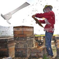 Stainless Steel Honey Bee Hive Claw Hook Scraper Beekeepers Beekeeping Tool