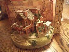 Maurice Wideman John Hine Studios Ac-018 Opera House Jenny Lind Ice Cream Parlor