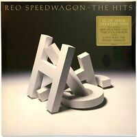 REO Speedwagon The Hits Greatest Hits LP Vinyl Record Album Sealed Speed Wagon