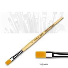 da Vinci 304, Größe 10 JUNIOR Synthetics, Flachpinsel