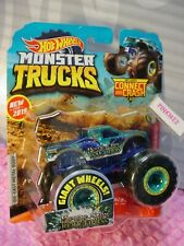 2019 MONSTER Truck NESSIE SARY ROUGHNESS☆LOCH NESS☆MONSTER MYTHS☆Hot Wheels