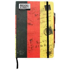 German Flag Notebook - Hardback A5 - Germany National Flag - Deutsch Flagge