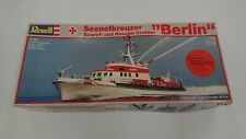 """1/72 Revell Search And Rescue Cruiser """"Berlin"""" Plastic Model Kit"""