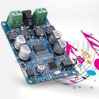 Wireless bluetooth Stereo Audio Power Amplifier AMP Board Module Mini USB C