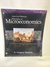 (AE) Principles of Microeconomics by N. Gregory Mankiw (2014 Ringbound 7th Ed)