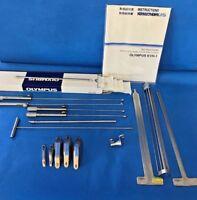 Olympus EVH-1, Endoscopic Vessel Harvesting System Basic Set, Endoscopy
