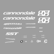 Cannondale Supersix EVO Bicycle Decals, Stickers: n.5510