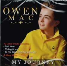 "OWEN MAC Brand New CD ""MY JOURNEY - IRISH COUNTRY"