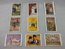 Job Lot of Nine Collectable Postcards Mumbles Railway Cards