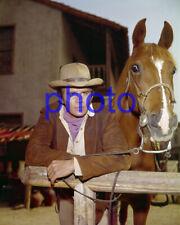 DACK RAMBO #68,dallas,paper dolls,the Guns of Will Sonnett,8x10 PHOTO