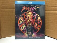 Panic Blu-ray with Slipcover Hayley Griffith Ruby Modine Rebecca Romijn