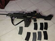 M249 MkII airsoft Classic Army / full metal AEG