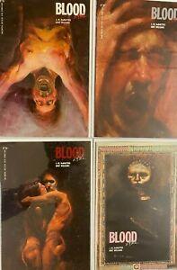 Blood a tale set:#1-4 6.0 FN (1987)